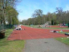Sportovní centrum dnes