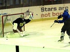 Nymburští hokejisté zahajují přípravná utkání