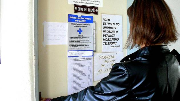"""Pacienti včera narazili na """"tvrdé kliky"""" v ordinacích"""