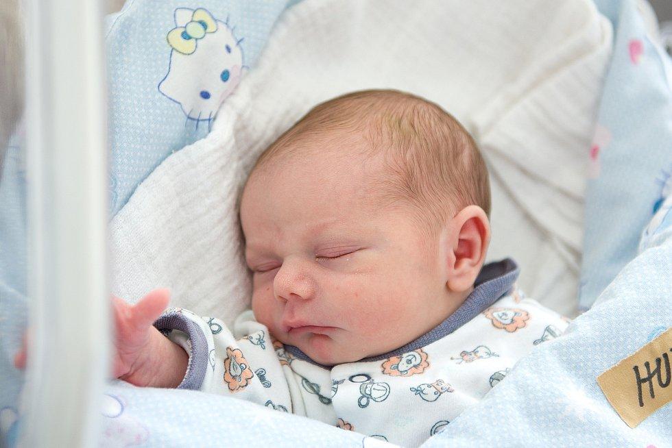 David Hudáček se narodil v nymburské porodnici 25. března 2021 v 8.37 hodin s váhou 2480 g a mírou 44 cm. Z chlapečka se v Netřebicích radují maminka Nikola, tatínek Pavel a bráška Jakub (2,5 roku).