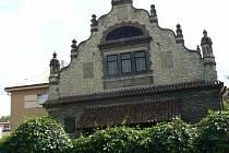 Obereignerova vila v Poděbradech