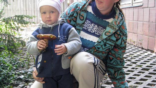 Takový nádherný úlovek přinesla do redakce Nymburského deníku Eva Lotková s dcerou Kateřinou.