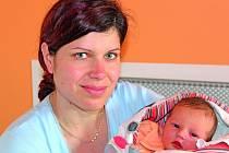 PRINCEZNIČKA SIMONKA. SIMONA GRUBROVÁ přišla na svět 3. května 2017 sedm minut po páté hodině ranní. Tady na své první miminko netrpělivě čekali maminka Lucie a táta František. Na nic nečekali a dcerku s mírami 3 470 g a 50 cm si odvezli domů do Opolan.