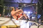 Galevečer MMA GCF 61 Cage Fight Nymburk se ve Sportovním centru konal v neděli 26. ledna.