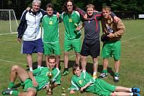 MUŽSTVO SELETIC se stalo vítězem turnaje v malé kopané, který pořádal právě seletický fotbalový klub