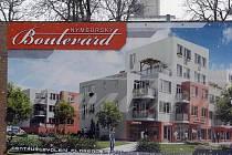 Takto mají vypadat domy Nymburského boulevardu