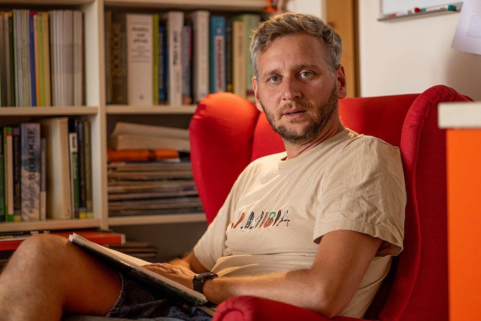 David Hořák, Přírodovědecká fakulta Univerzity Karlovy