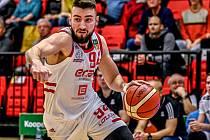 Basketbalista Petr Šafarčík.