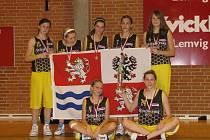 Výběr Středočeského kraje uspěl na turnaji v Dánsku.