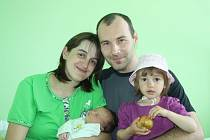 JOLANKA A VENDULKA JSOU NOVÉ SESTRY. Vendula Dragounová se narodila 20. května 2014 v 0.21 hodin do rodiny Lenky a Darka jako druhá holčička po Jolance, které je dva a půl roku. Holčička po narození vážila 2 910 g a měřila 48 cm.