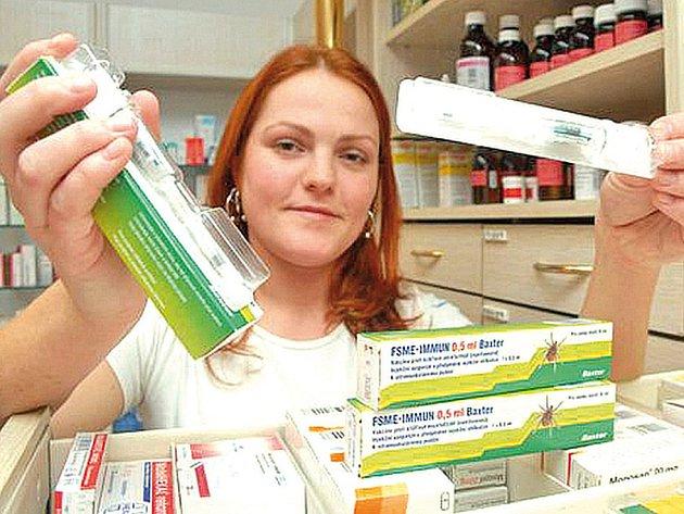 Nejlepší ochranou proti klíšťové encefalitidě je očkování.