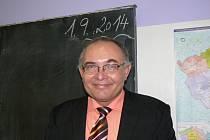Ředitel vězeňského učiliště Jan Beer