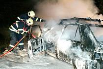V srpnu byly zaznamenány na Nymbursku dvě smrtelné nehody.
