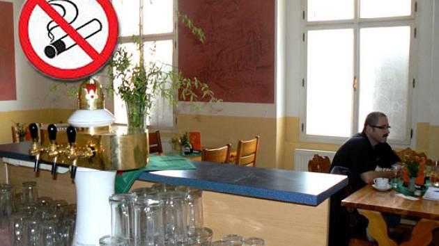 Nekuřácká restaurace Na Tarase.