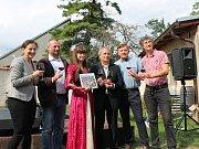 Na Starém děkanství v sobotu pokřtili novou knihu o Nymburce.