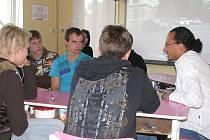 Studenti poděbradského učňáku poslouchají skutečné příběhy