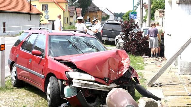 Za nehodu mohl zřejmě mikrospánek