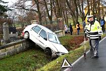 Nehody na Nymbursku