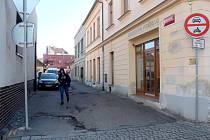 Vodárenská ulice projde rekonstrukcí.