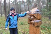 Sochař Ivan Šmíd