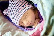 VIKTORIE MAŠKOVÁ se narodila 4. ledna 2019 ve 19.44 hodin s mírami 46cm a 2 660g. Maminka Tetyana a tatínek Filip si svou prvorozenou dceru odvezli domů do Lysé nad Labem.