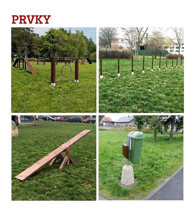 Dog park by mohl vzniknout na zeleném prostranství v Drahelické ulici vedle sběrného dvora.