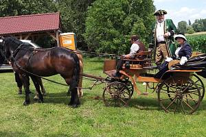 Šnepov o víkendu oslavil 310 let od založení obce.