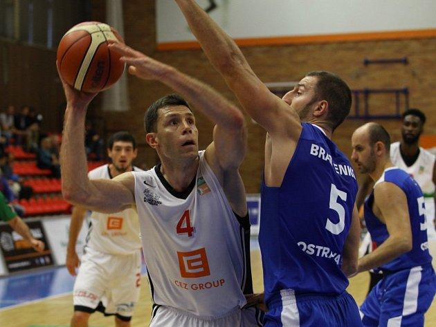 Petr Benda v akci.