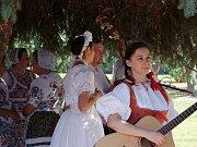 V Nymburku proběhl další ročník mezinárodního festivalu folklorních souborů.