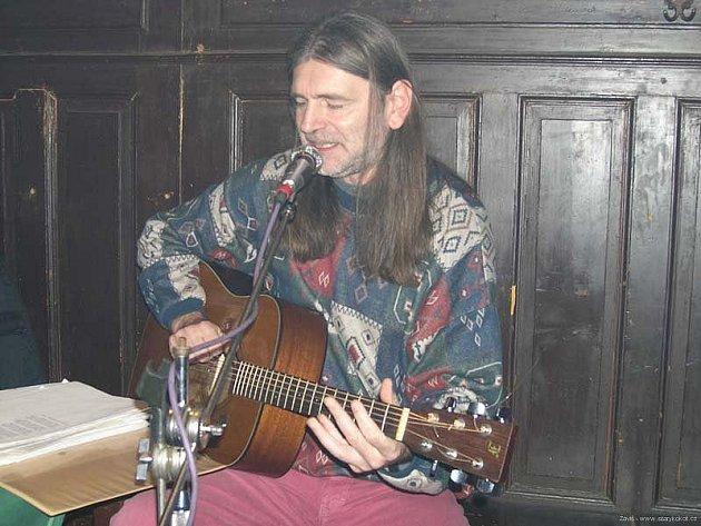 Písničkář Záviš