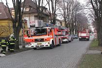 Planý poplach v ulici Dr. Horákové v Poděbradech