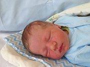 ONDŘEJ KRABS se narodil 18. března 2018 v 8.34 hodin s délkou 50 cm a váhou 3 290 g. Na kluka se předem těšili rodiče Jiří a Petra a dvouletý bráška Štěpán z Nymburka.