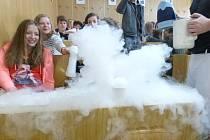 Žáci Základní školy Tyršova Nymburk se v rámci výchovně vzdělávacího pobytu zúčastnili zajímavého projektu.