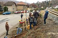 Až 150tisícové příspěvky na výsadbu zeleně tradičně nabízí městům a obcím Nadace ČEZ.