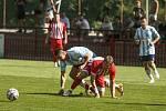 Poříčany neuspěly, doma prohrály derby s Kolínem