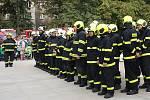 140 let hasičů v Poděbradech.