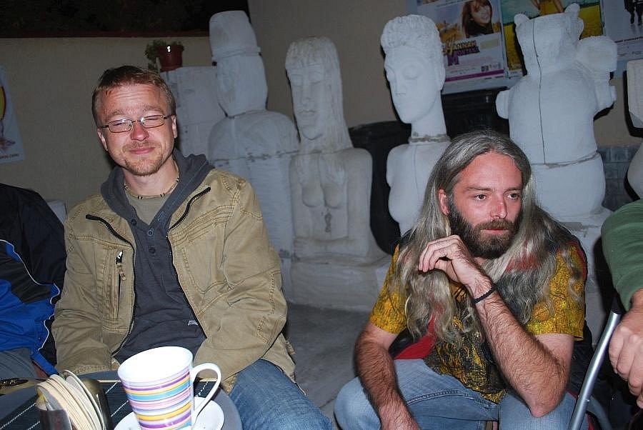 Sobota patřila v lyském kinoklubu Luft festivalu převážně místních rockových kapel