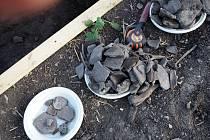 Archeologové se do Libice vrací takřka pravidelně.