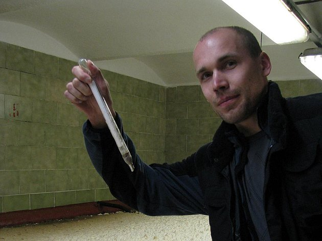 Nymburský sládek Bohumil Valenta.