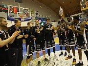 Basketbalisté Nymburka se stali vítězem Českého poháru