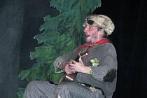 Petrpaslíkovo divadlo se představilo v Hálkově divadle s pohádkou O čarovné flétně