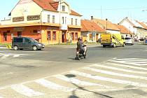 Kvůli stavbě kruháku v Sadské se přesune i autobusové nádraží