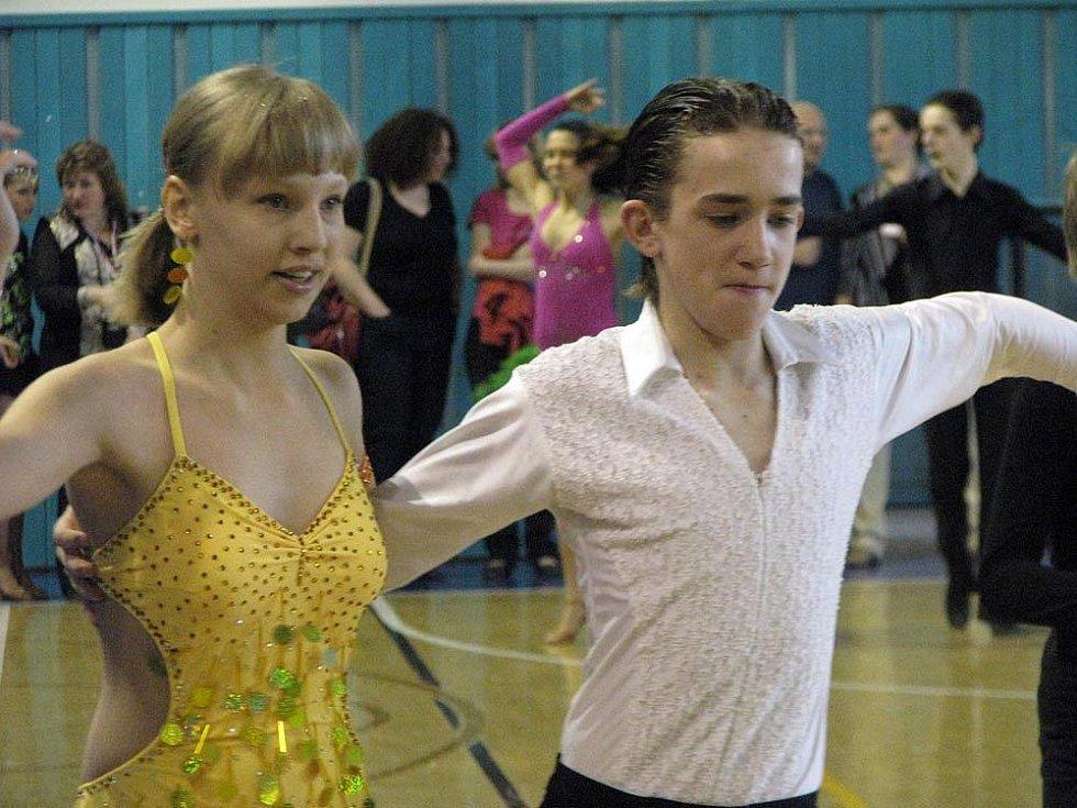 V sobotu proběhla mezinárodní taneční soutěž Nymburská Pečeť, která měla podle pořadatelů největší účast v historii - 459 tanečních párů.