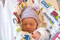Jiří Krejčí z Křečkova se narodil v nymburské porodnici 31. ledna 2021 v 7.40 hodin s váhou 2210 g a mírou 44 cm. Chlapečka očekávali maminka Eva, tatínek Jiří a bráška Samuel (9 let).