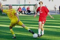 Fotbalisty Lysé čeká okresní derby s Ostrou