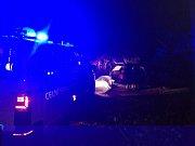 Před celníky řidič utekl od auta s kilem marihuany.