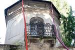 Altán Gloriet byl předloni na jeden den otevřen pro veřejnost.