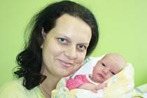 BARBORA SE JMENUJE PO MAMINCE. Barbora Netolická přišla na svět 10. ledna 2015 v 10.30 hodin. Vážila 3 590 g a měřila 48 cm. Doma je v Poděbradech s maminkou Barborou, tatínkem Romanem, osmiletým Danielem a pětiletou Kristýnkou.
