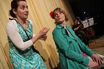 Divadelní soubor Náplavka - Léčba neklidem