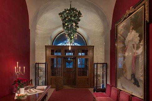 Předvánočními přípravami žije již nyní tým zámku Loučeň na Nymbursku.